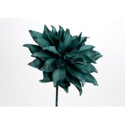 Fleur artificielle Villa émeraude h70 cm Amadeus
