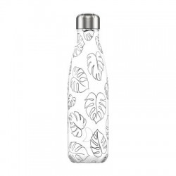Gourde bouteille isotherme Line Art Leaves 500 ml Chilly's