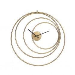Horloge Elyptic doré 49.5 cm Côté Table