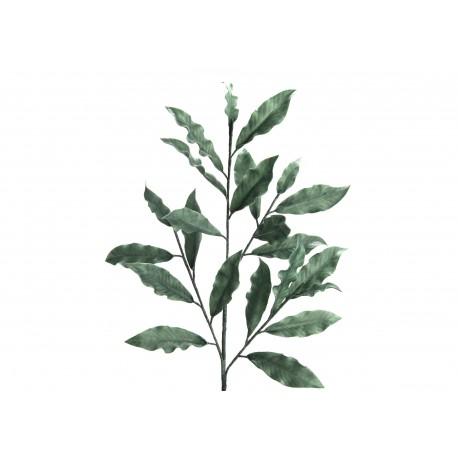 Tige fleur artificielle Flora vert h 112 cm Amadeus