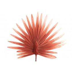 Tige fleur artificielle Alméria brique h 93 cm Amadeus